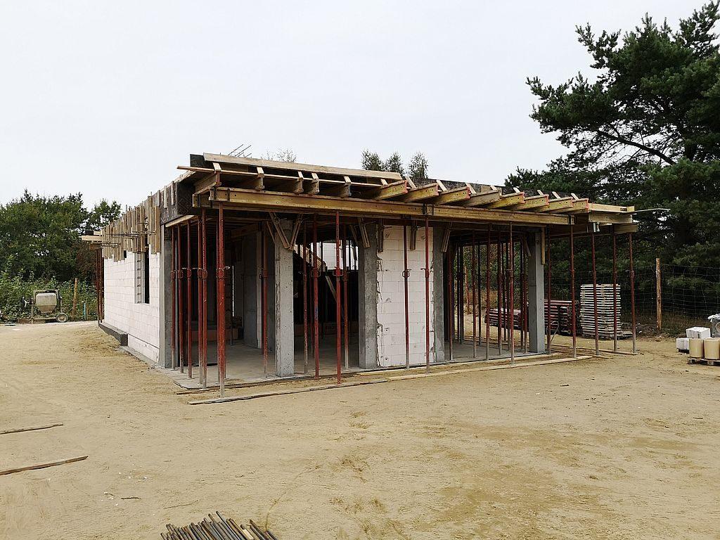Budowa domu Kiełpinek 45