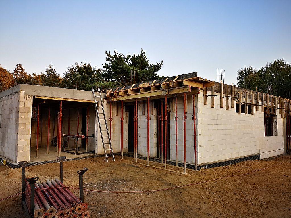Budowa domu Kiełpinek 62