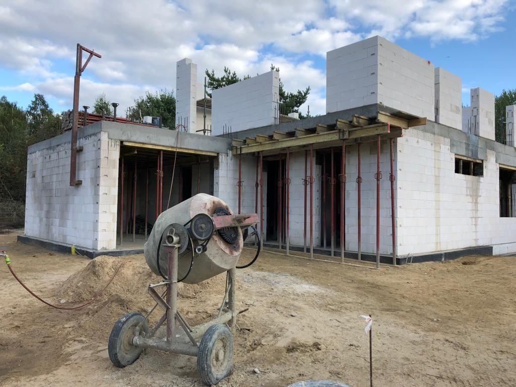 Budowa domu Kiełpinek 65