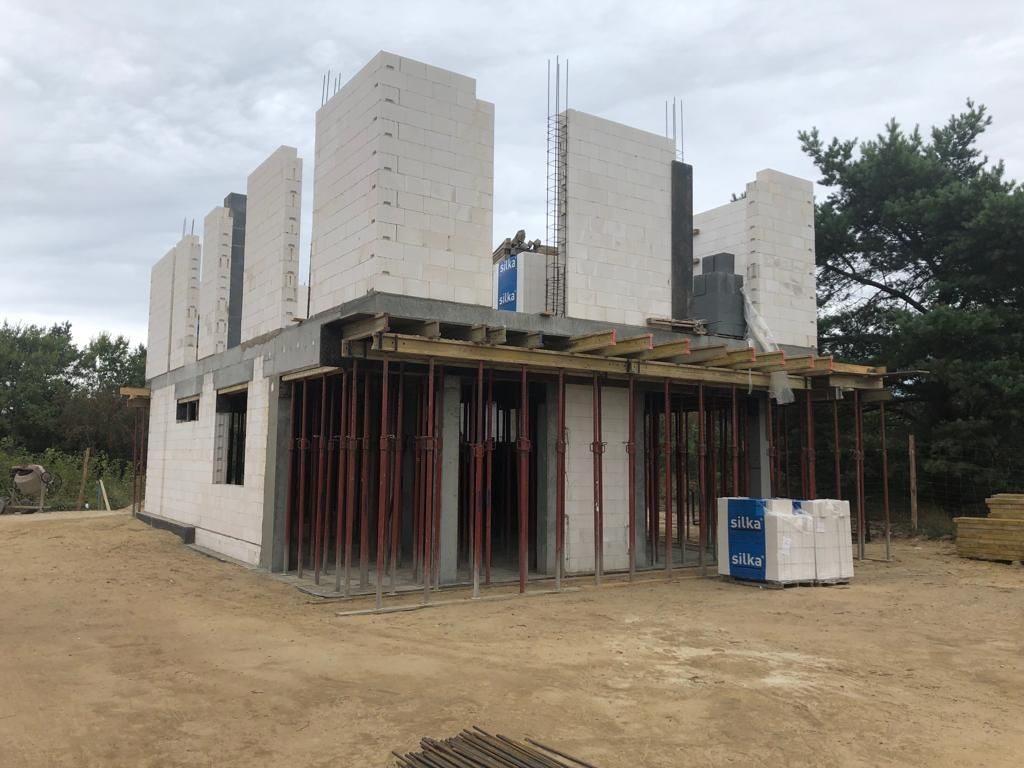 Budowa domu Kiełpinek 66