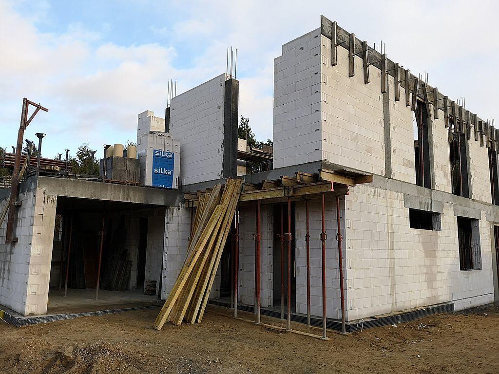 Budowa domu Kiełpinek 68