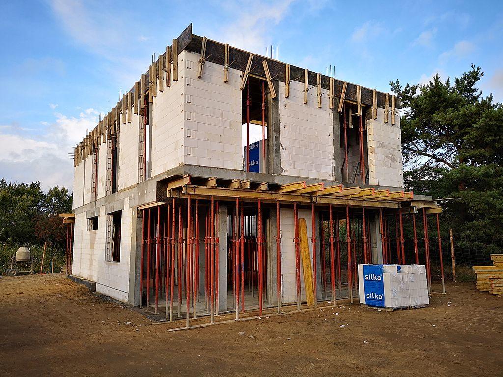 Budowa domu Kiełpinek 69
