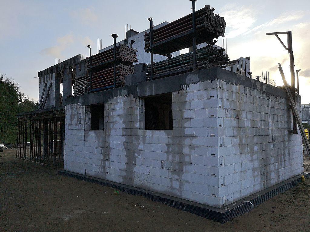 Budowa domu Kiełpinek 71
