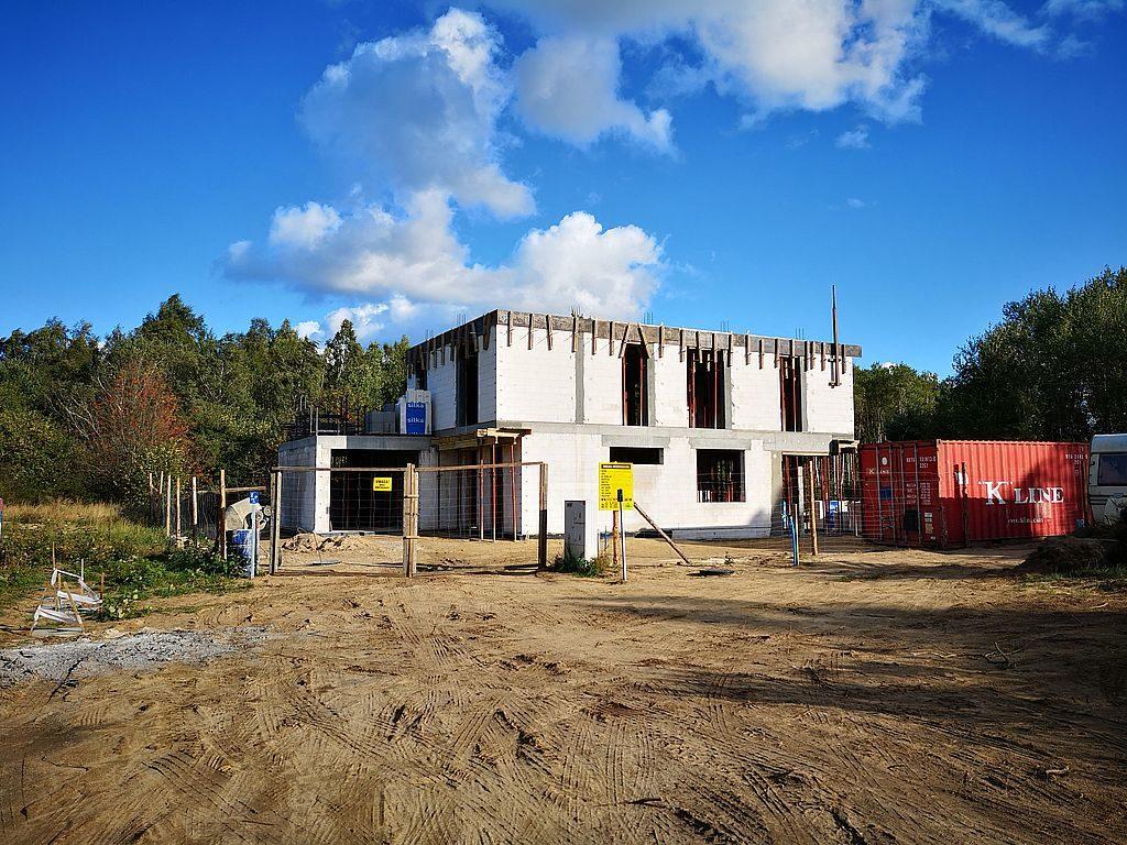 Budowa domu Kiełpinek 74