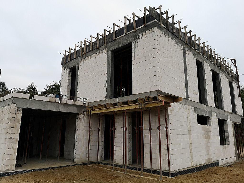 Budowa domu Kiełpinek 78