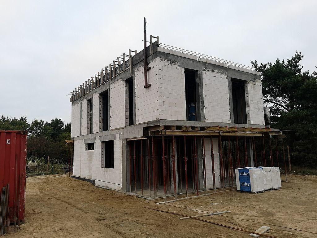 Budowa domu Kiełpinek 79