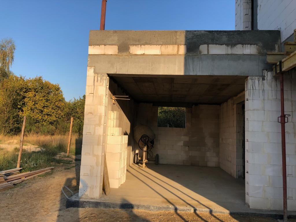 Budowa domu Kiełpinek 82