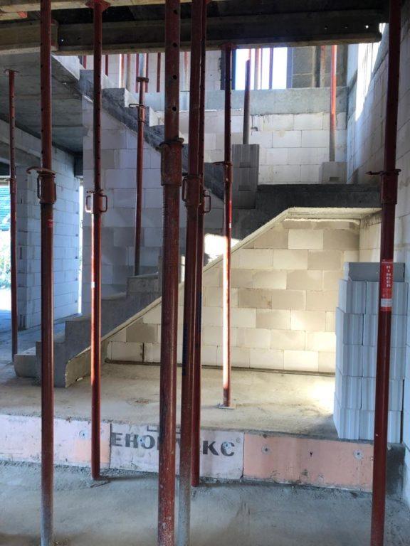 Budowa domu Kiełpinek 84