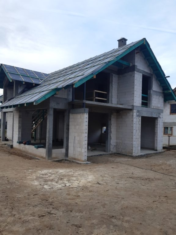 Budowa domu Gdynia 79