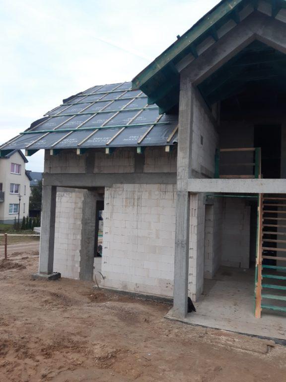 Budowa domu Gdynia 81