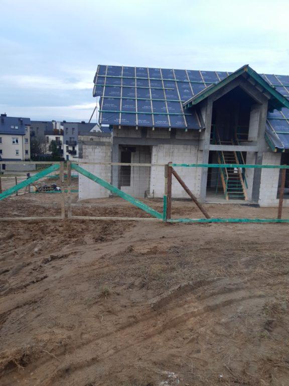 Budowa domu Gdynia 83