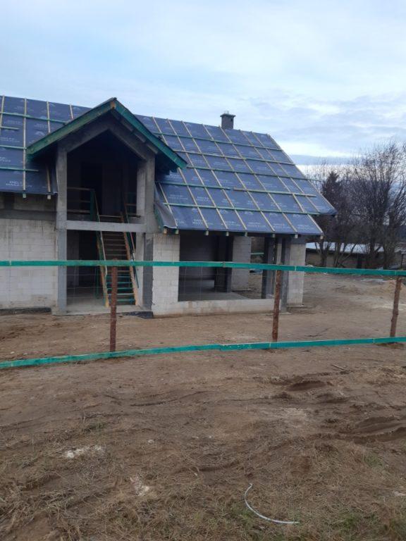 Budowa domu Gdynia 84